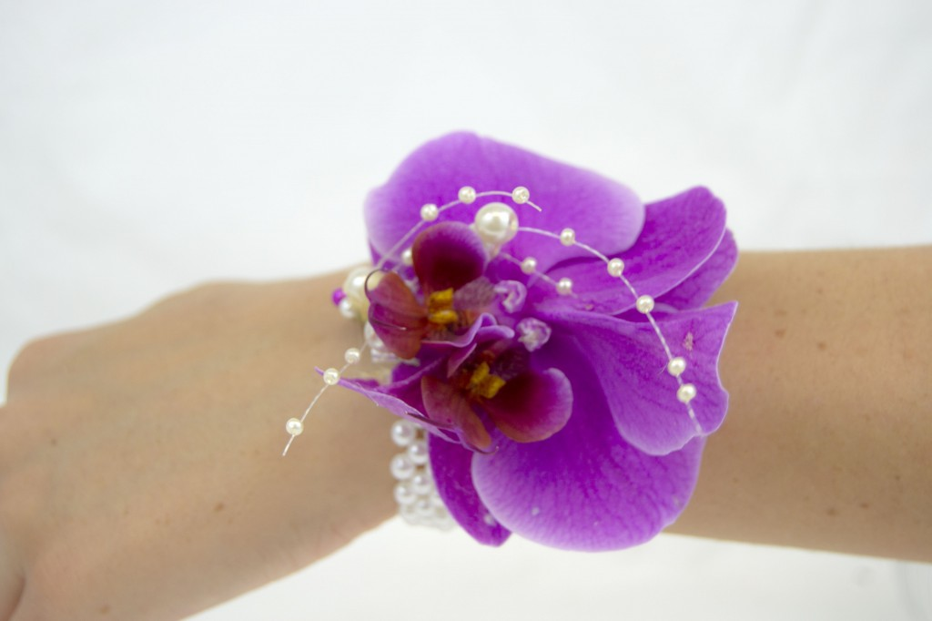 Flower Corsage Orchid