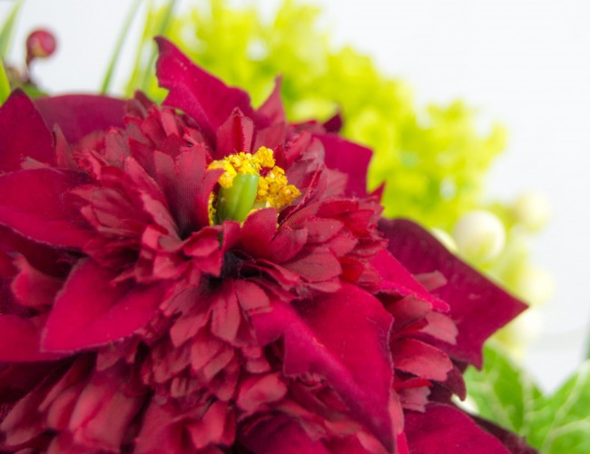 How To Make Paper Poinsettia