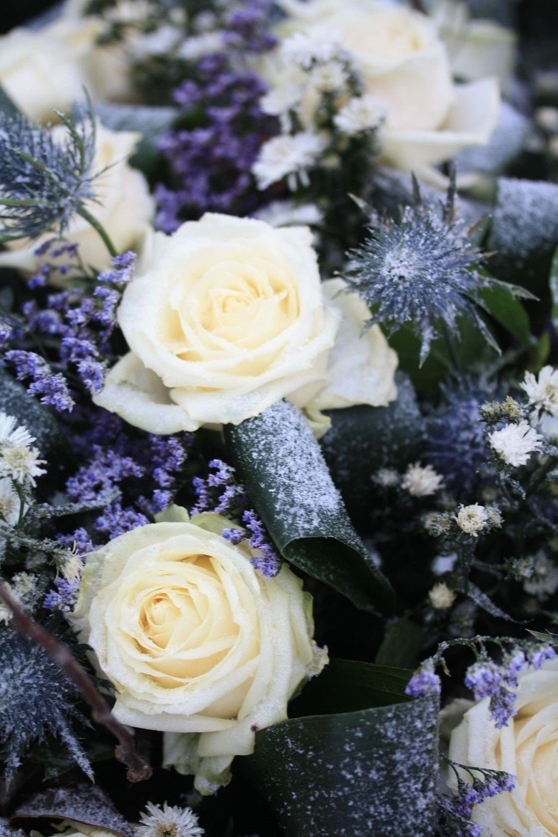 Flowers for a winter wedding - Flower PressFlower Press