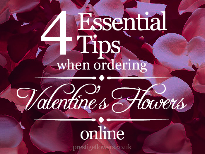 4 tips when you order valentine 39 s day flowers onlineflower for Buying roses on valentines day