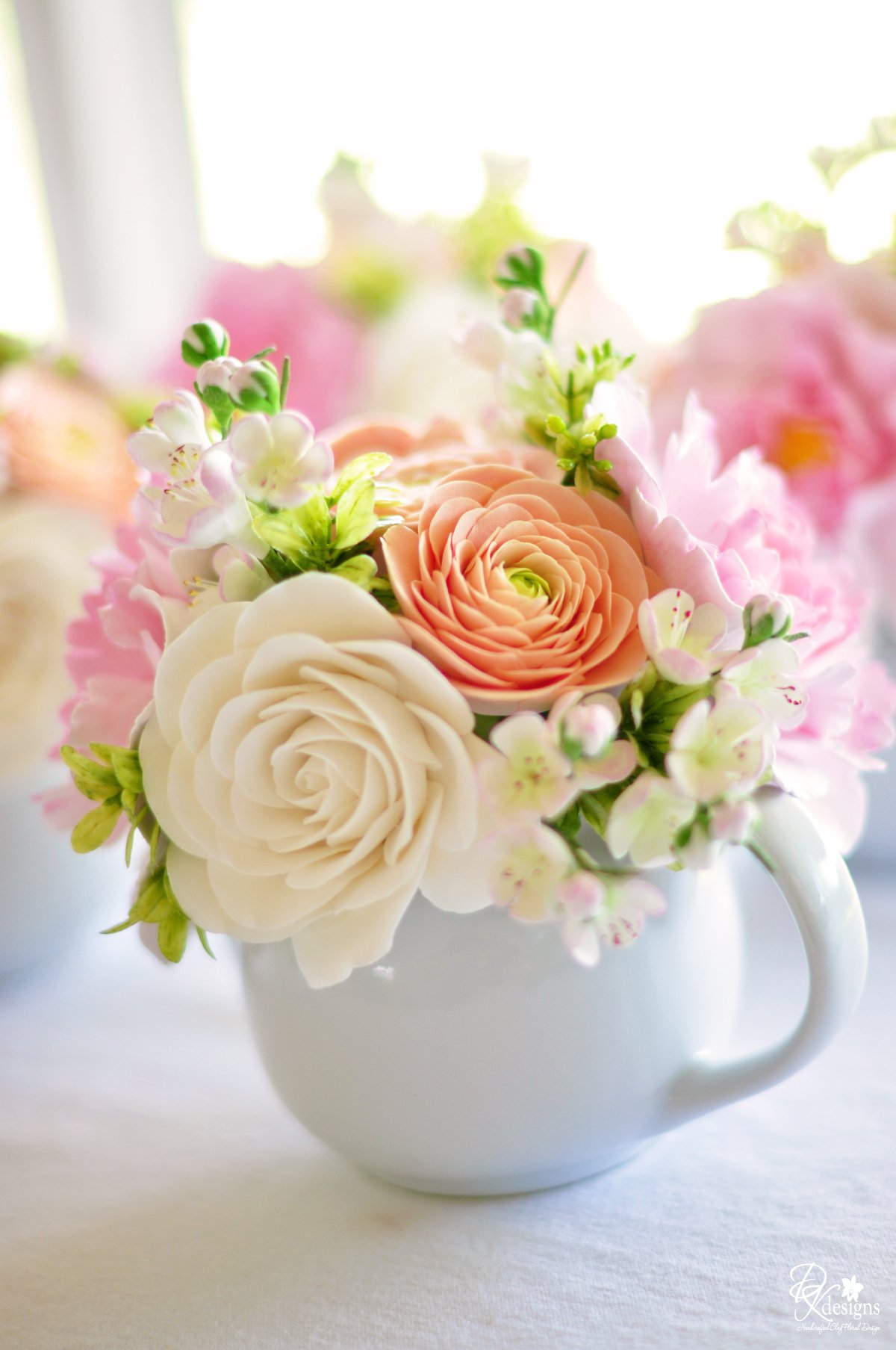 Creative Ideas For Mothers Day Vase DesignsFlower Press