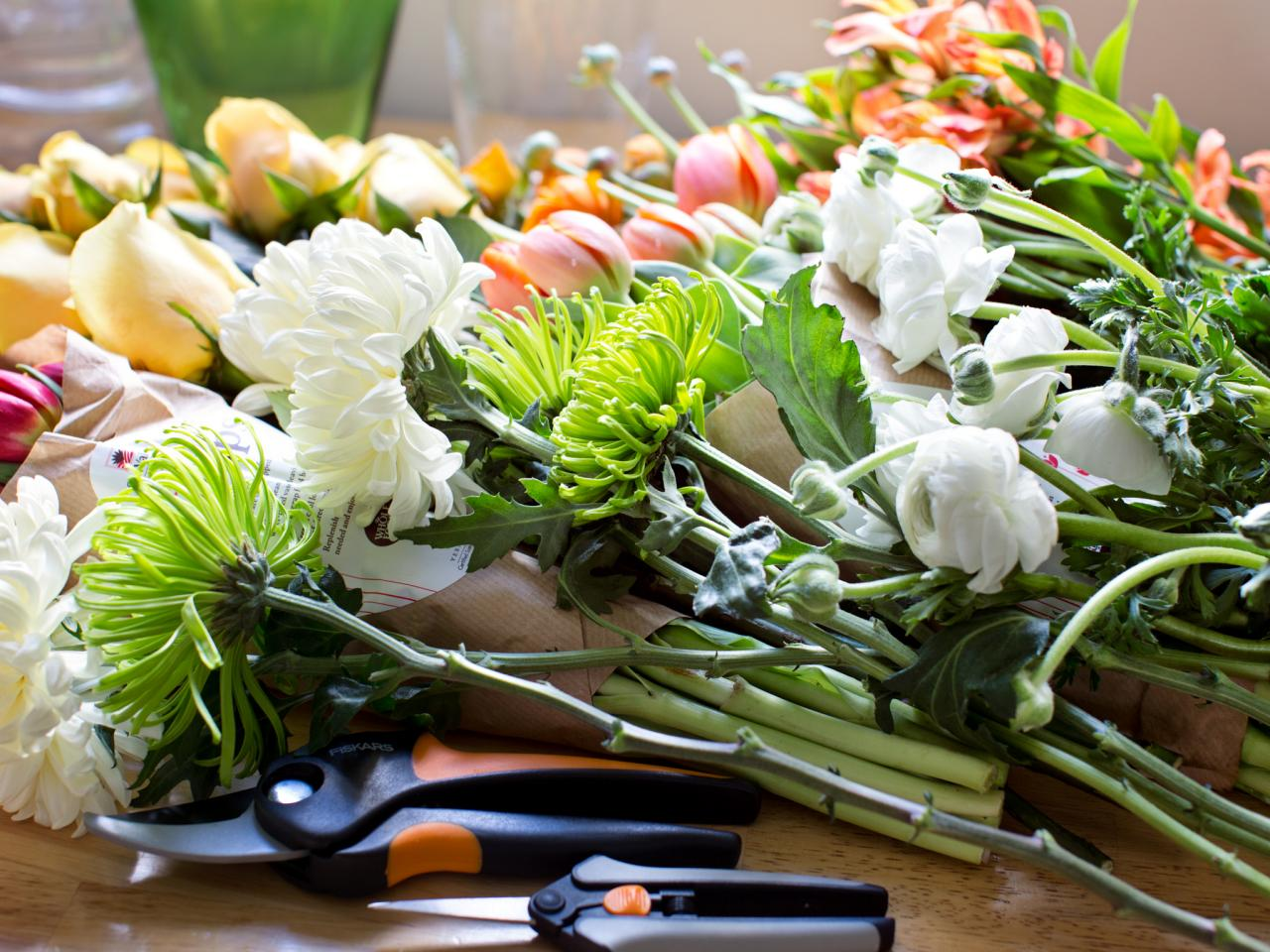 How to care for flowers