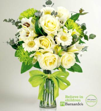 Prestige Flowers and Barnardo's team up to make mum smile!