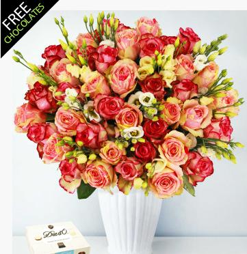 Just for Mum from Prestige Flowers