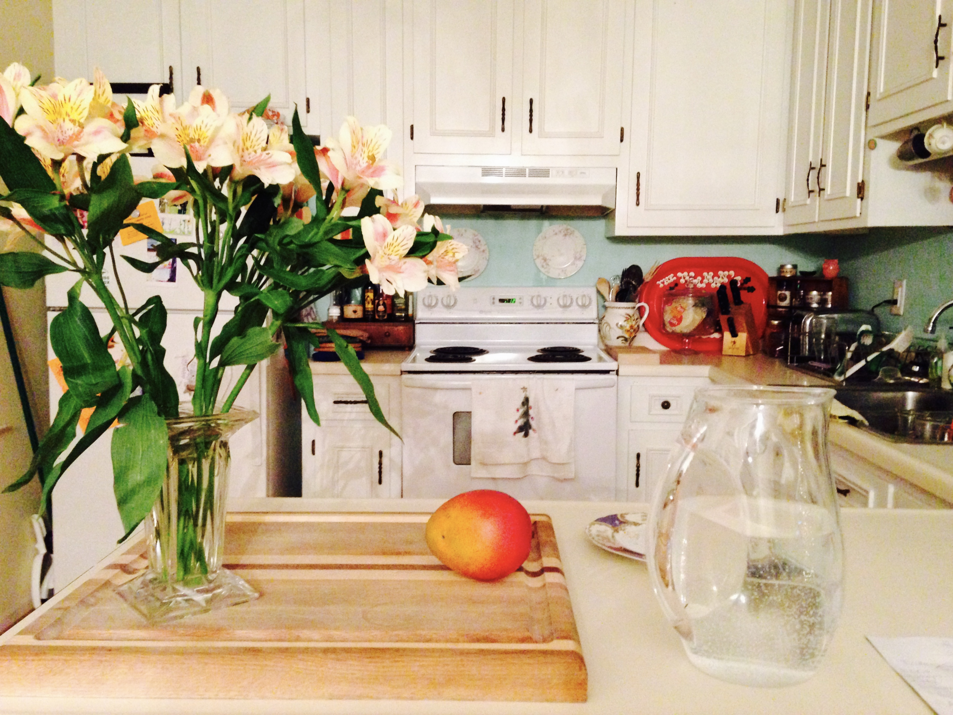 details about kitchen flowers - photo #10