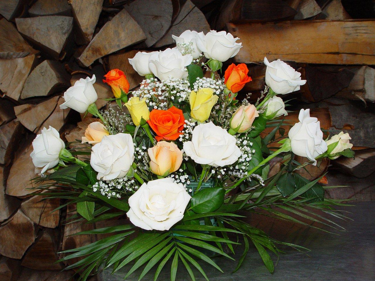 Simple Rose Flower Arrangement Archives Flower Pressflower Press