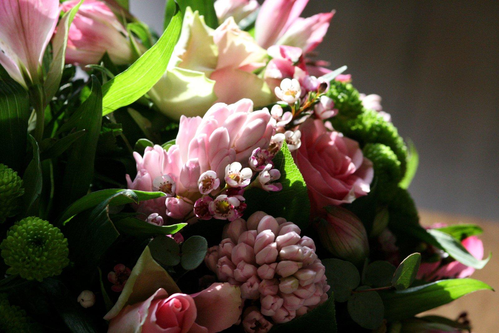 How To Make A Presentation Bouquet Flower Pressflower Press