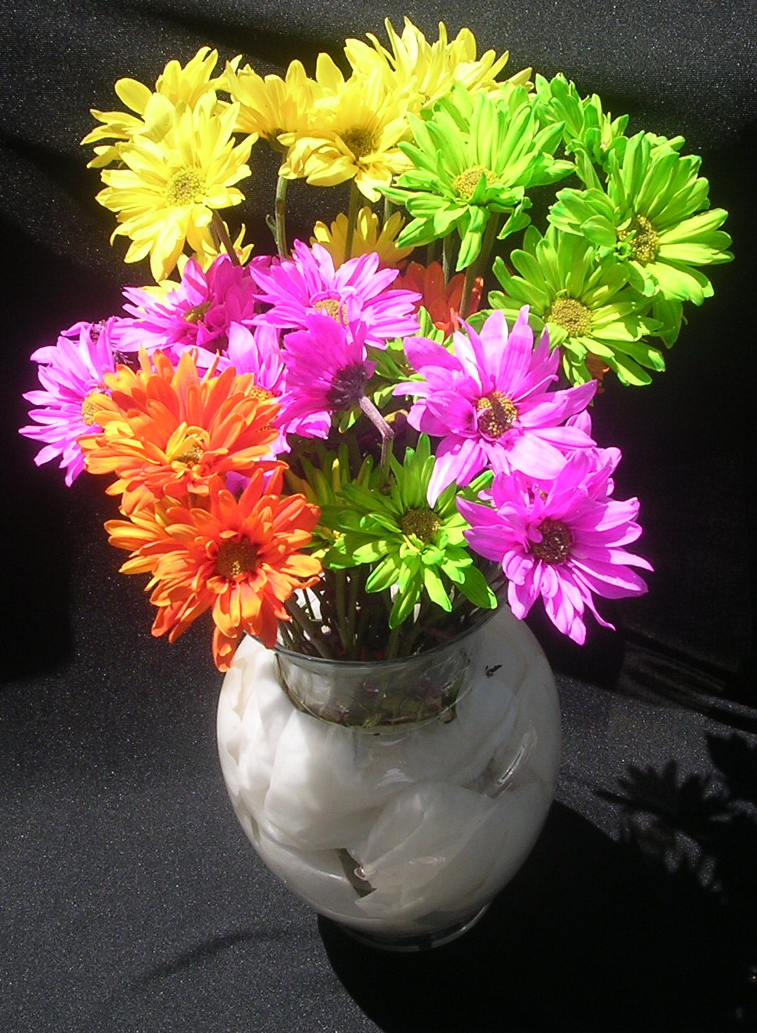 Colors And The Moods They Create flower colours and the mood they creates - flower pressflower press