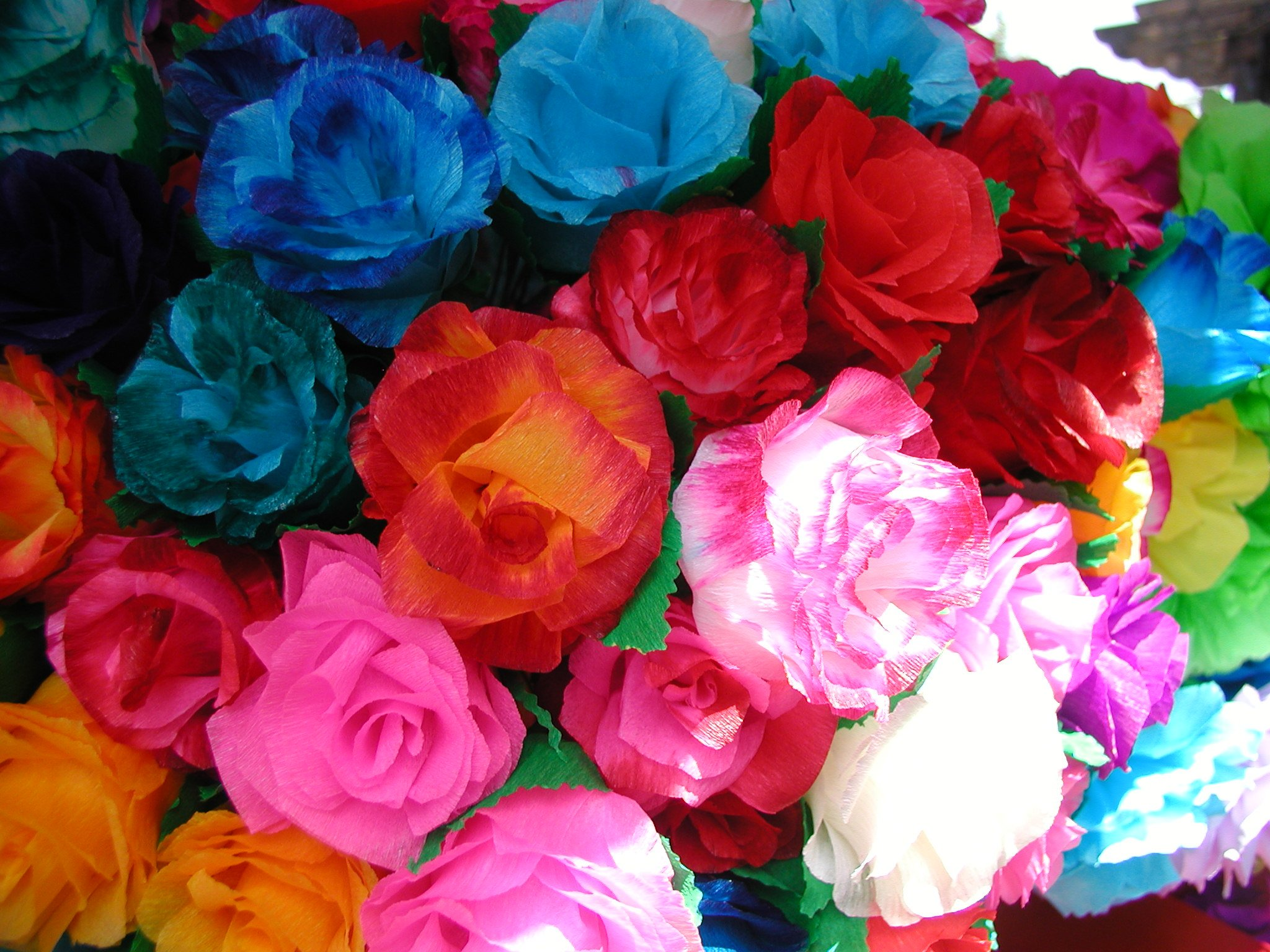Paper Flowers That Smell Like The Real Deal Flower Press