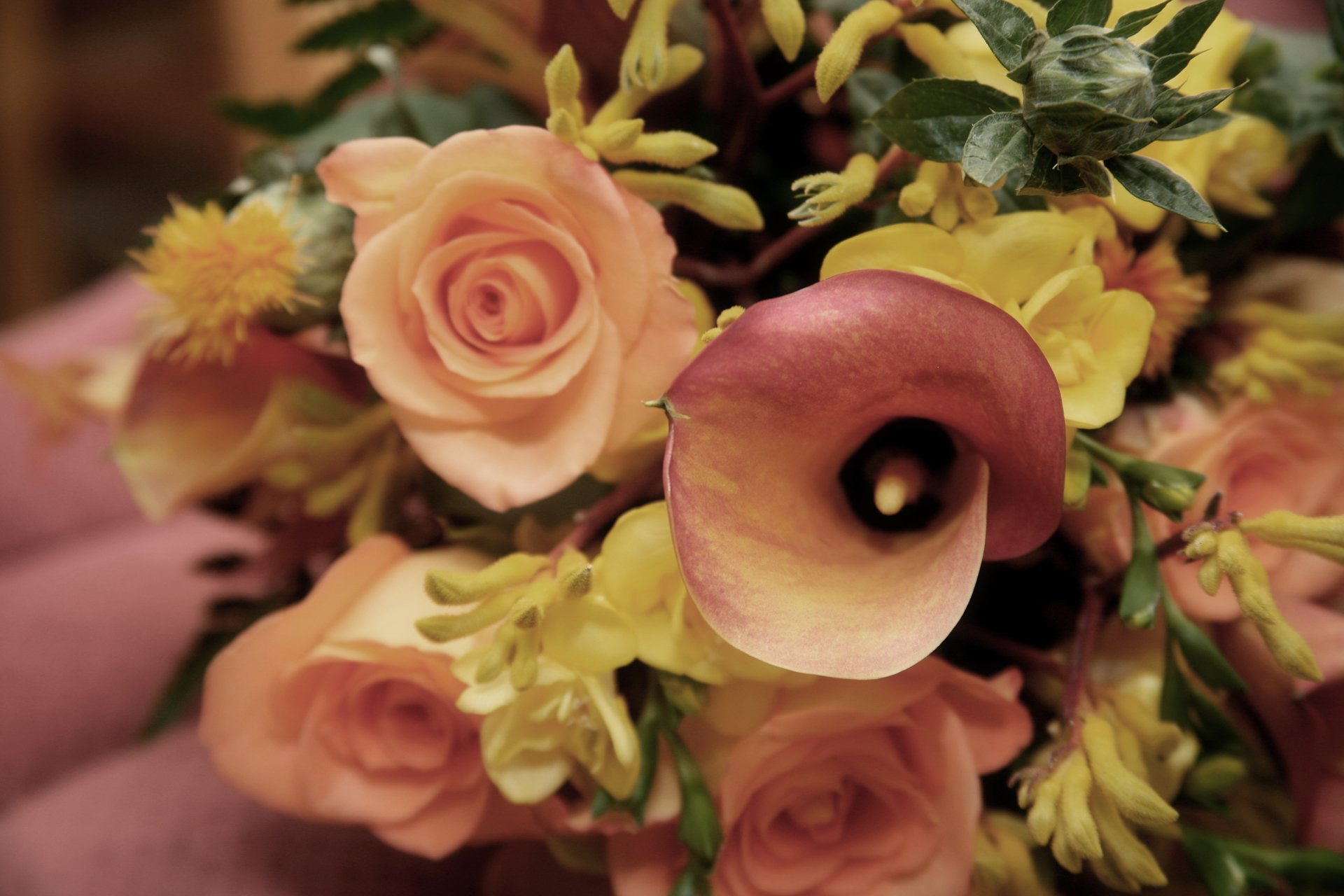 October wedding flower ideas - Flower PressFlower Press