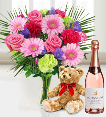Choosing the perfect birthday flower combo