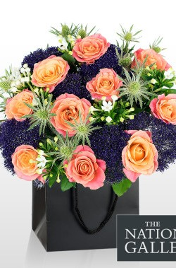 Why order Christmas flowers online