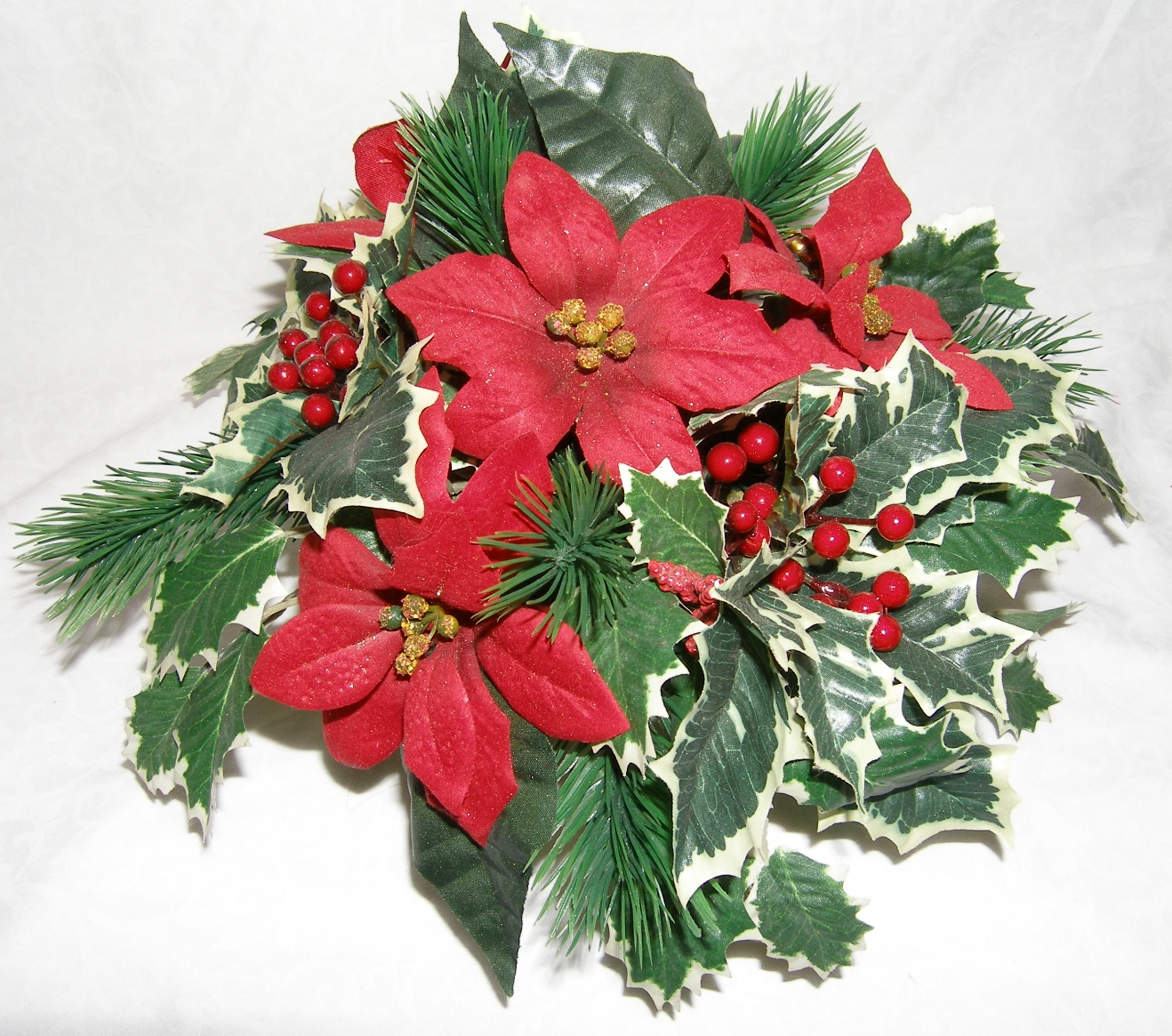 Christmas flowers for your holiday host Flower PressFlower Press