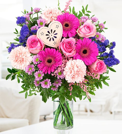 Accents for Mother's Day flower arrangements - Flower ...