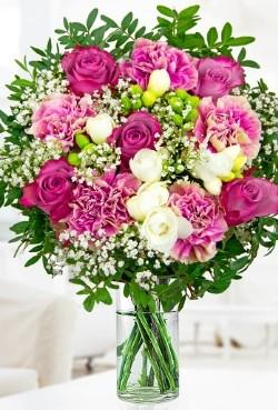 Save money on fresh flowers