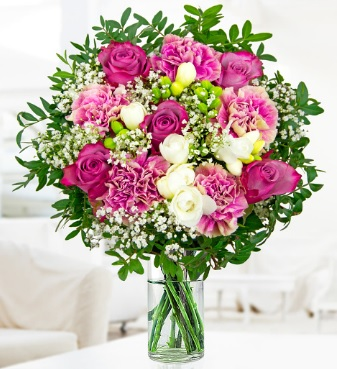 Save money on fresh flowers