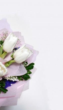 Flower presentation tips