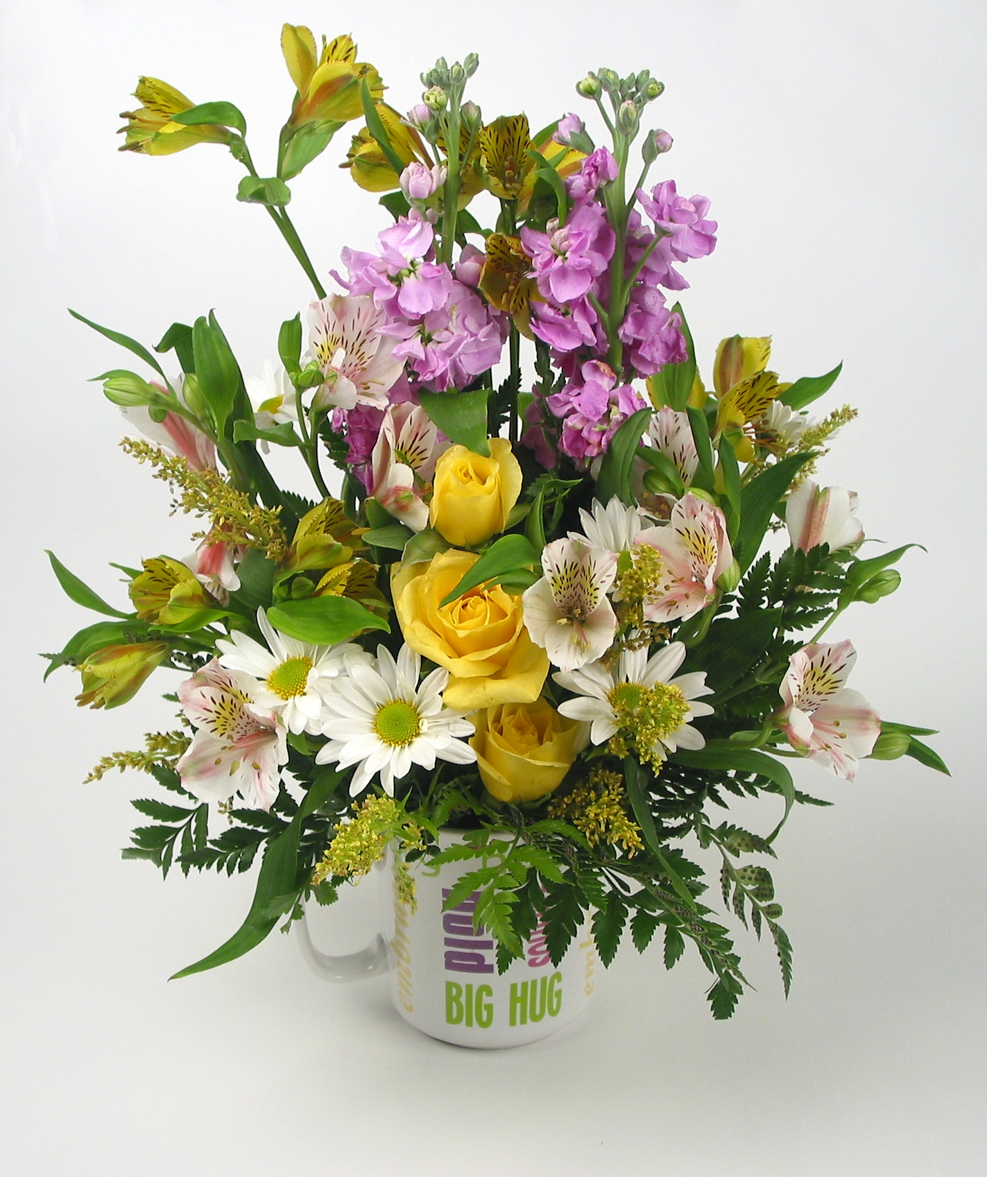 Making somebody smile with flowers flower pressflower press flowers to make somebody smile izmirmasajfo
