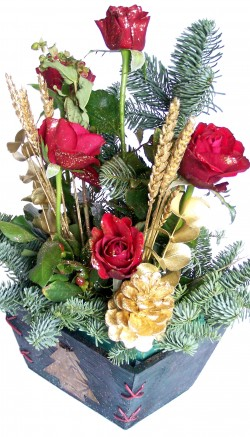Online Christmas flowers