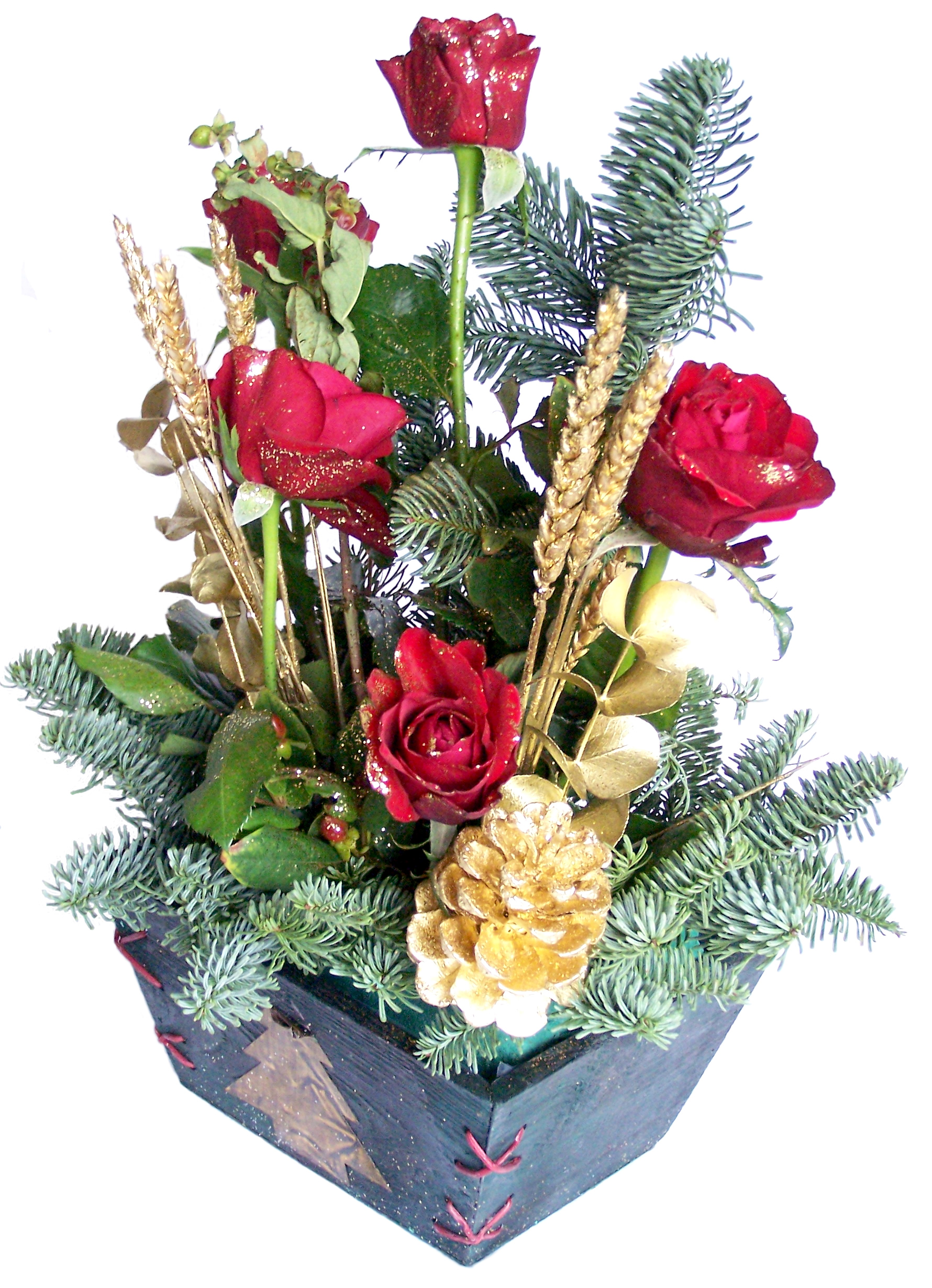 Benefits of online flower shopping for Christmas