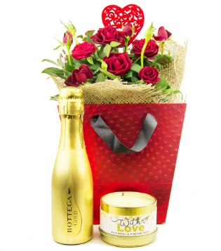 Valentine's Day flowers and gifts