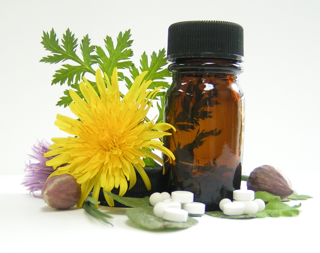 Flowers and their medicinal uses