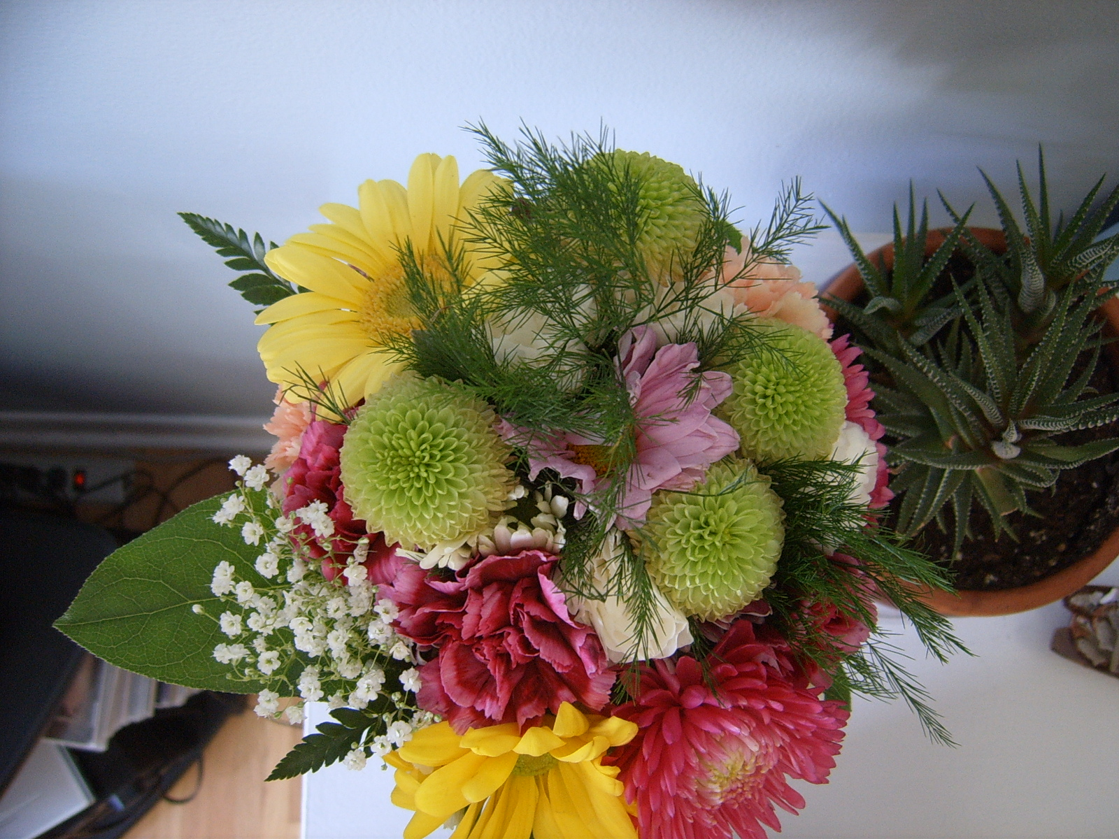 Mother's Day flower arranging advice