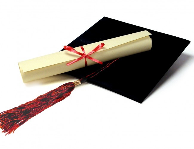Flowers for a graduate