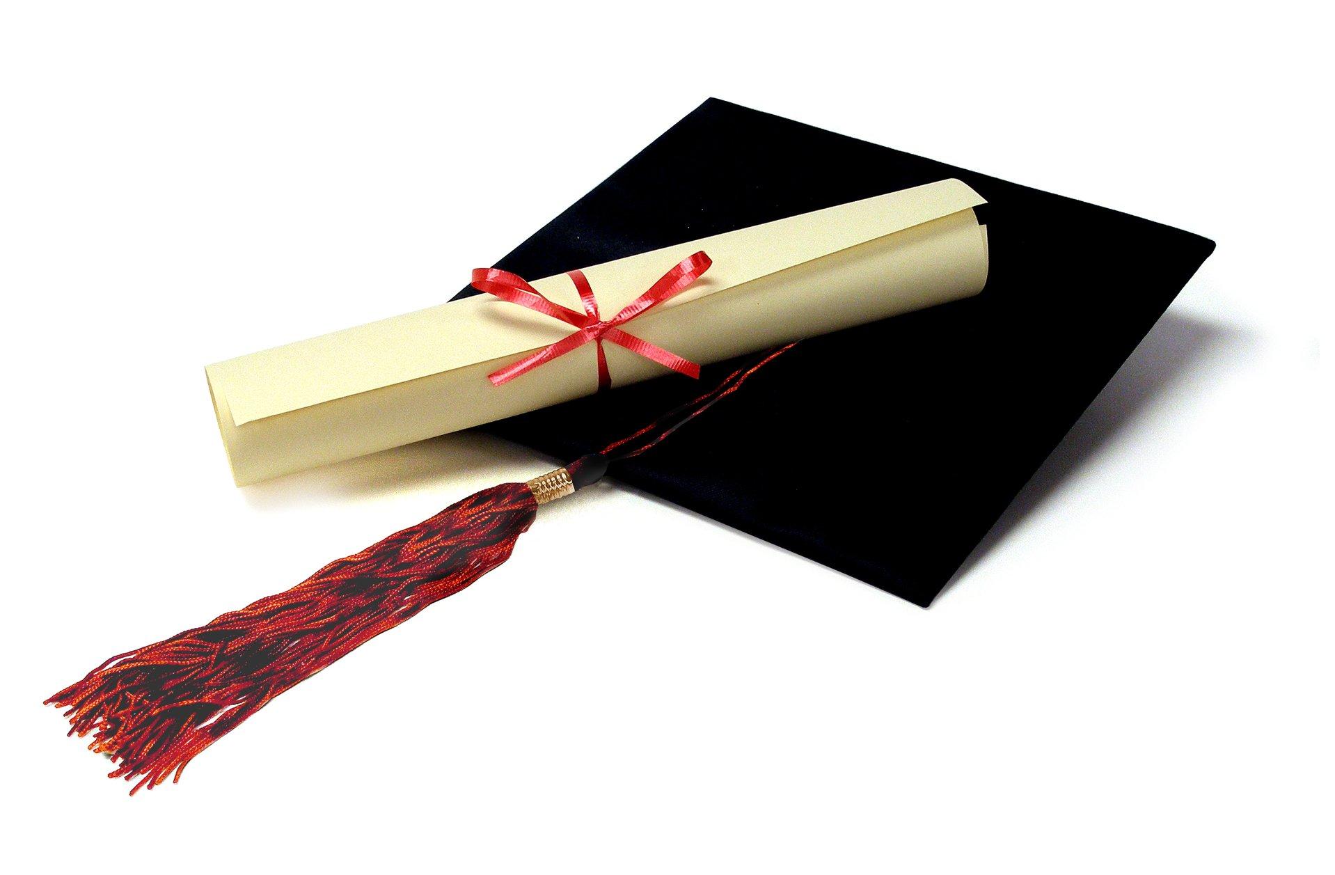 Flowers to congratulate a graduate
