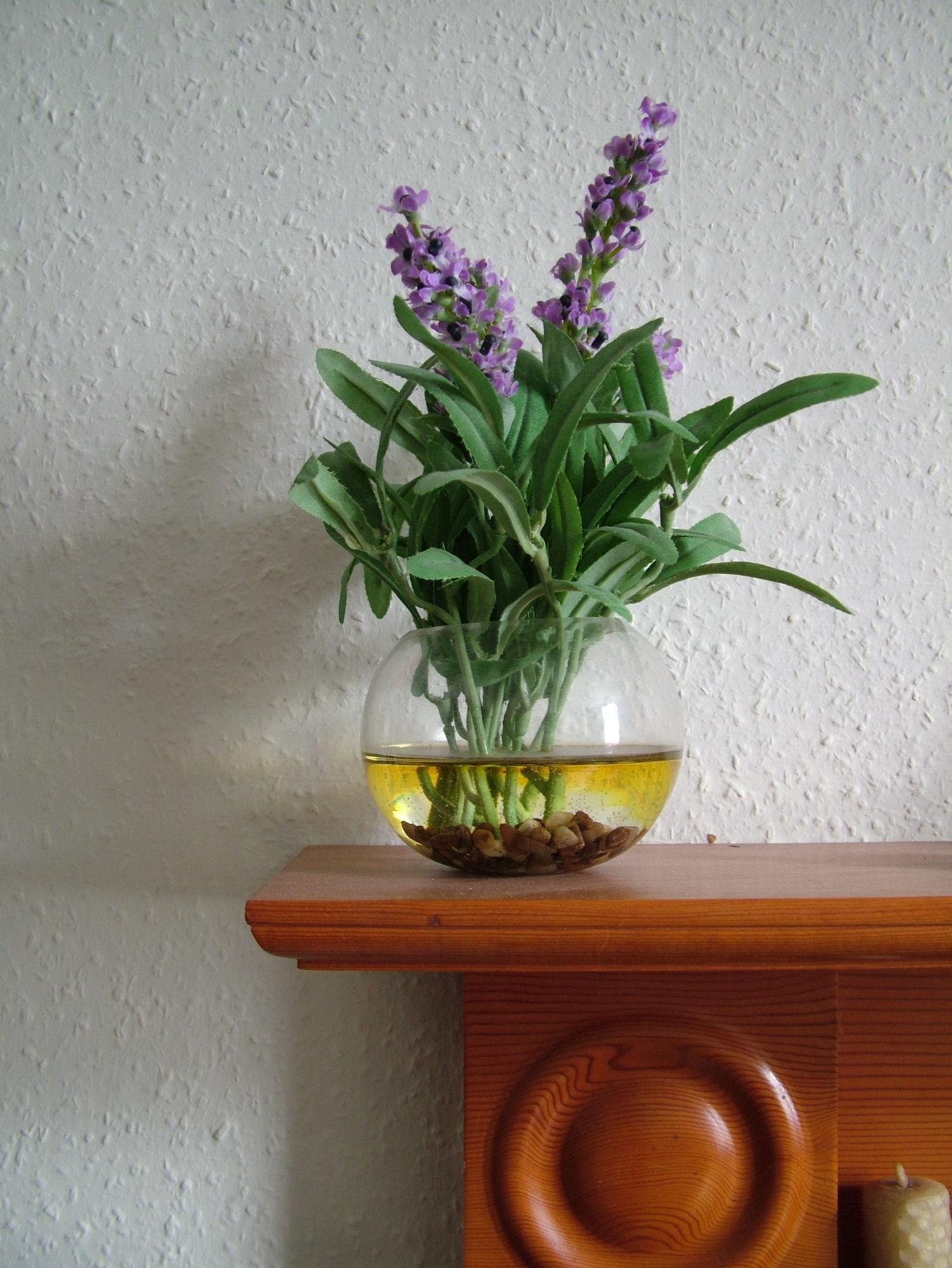 Let lavender soothe your stress