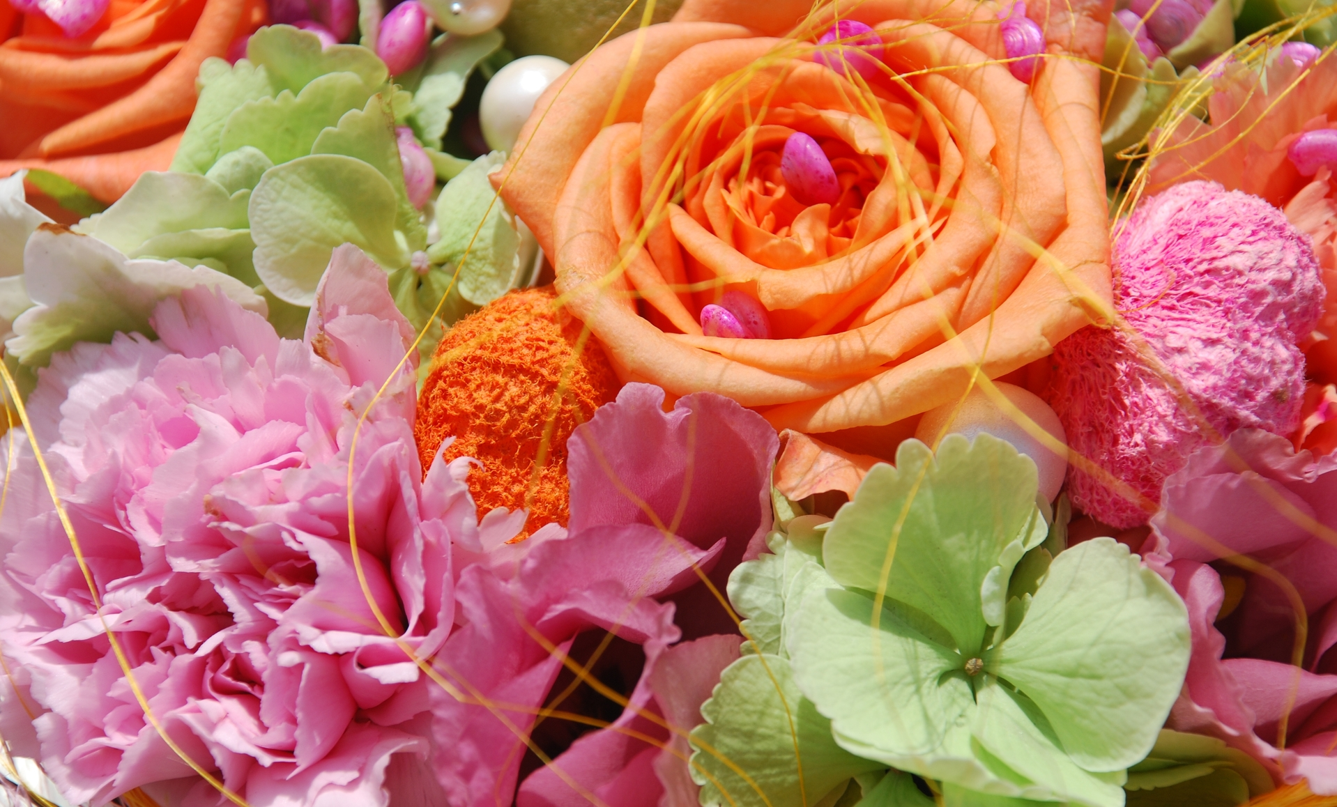 French Country Style Flowers For Summer Flower Press