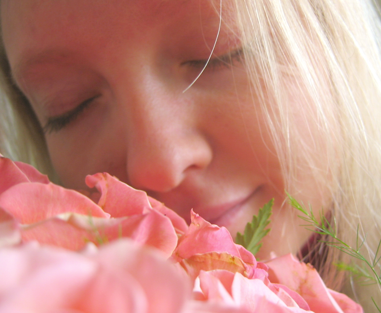 Send flowers that smell great