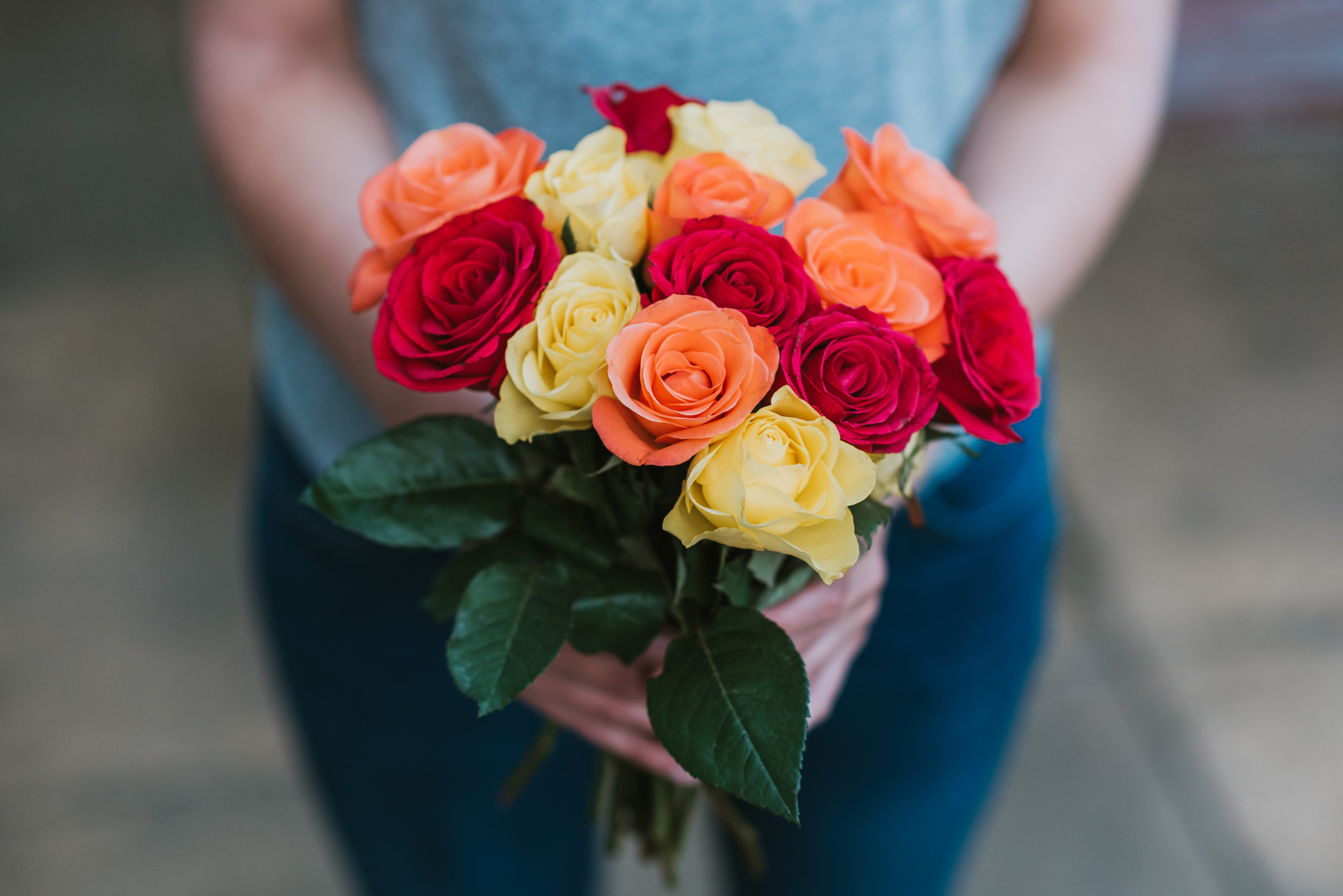 How to choose a bouquet of roses as a gift