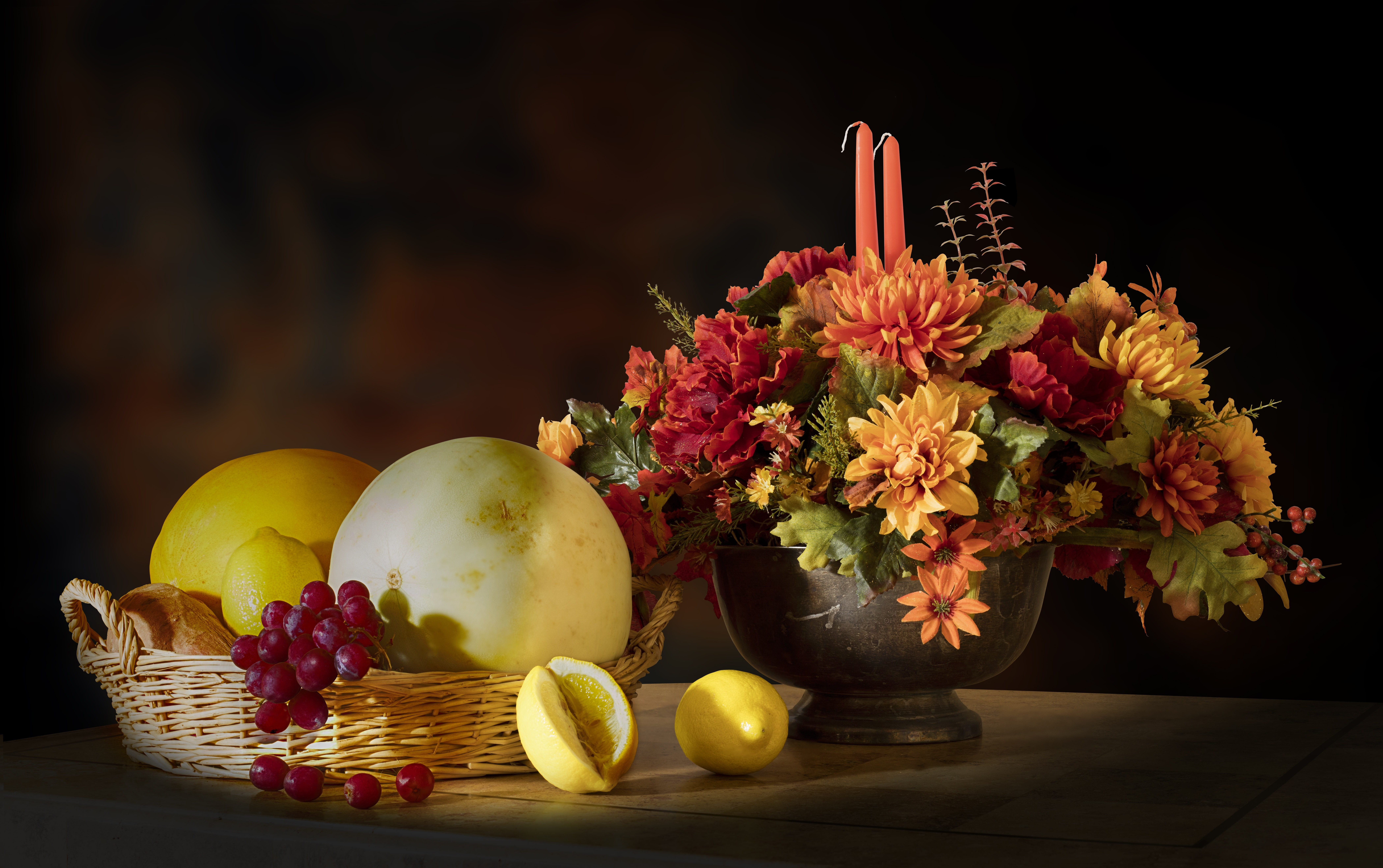 Why Order Autumn Flowers Flower Press