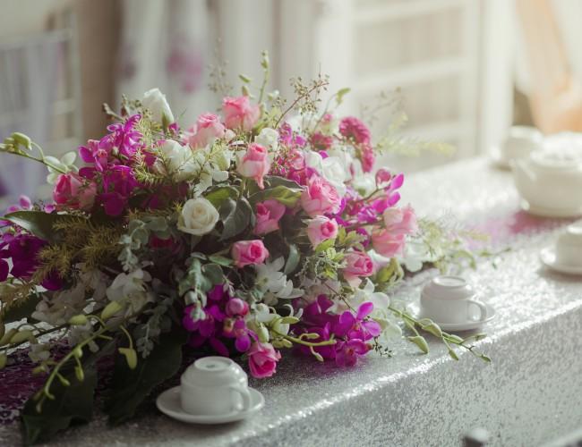 Floral foam tips