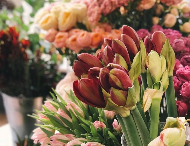 Affordable bridal flowers