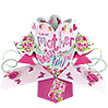 3D Mum Pop Card
